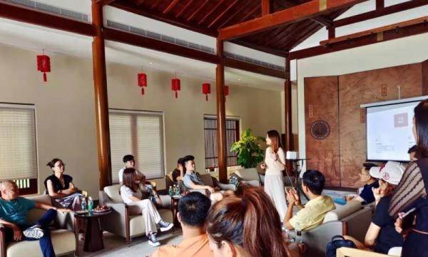 海南省旅游民宿协会第一期会员交流会成功举办